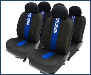 Fundas para asientos de coche Sparco