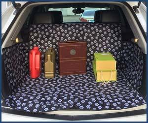 Protector impermeable para maletero de coche